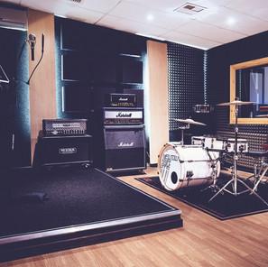 Audio Militia Bryanston Recording Booth 1