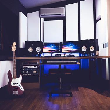 Audio Militia Bryanston Studio A2