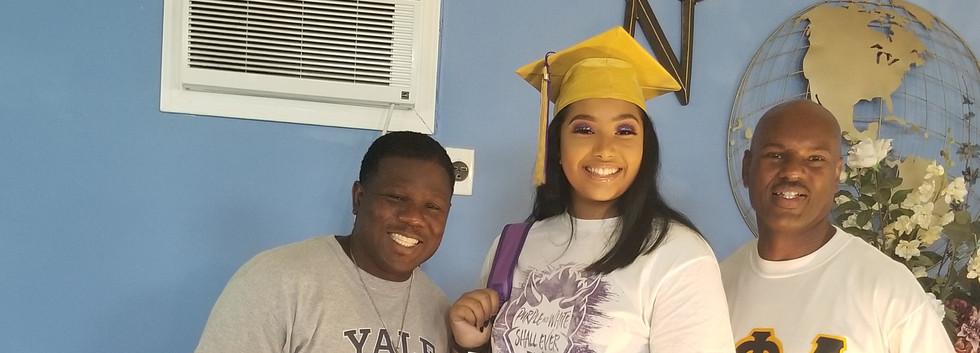 Mary Johnson Scholarship Recipient