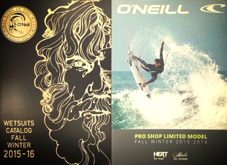 Oneill wet suit
