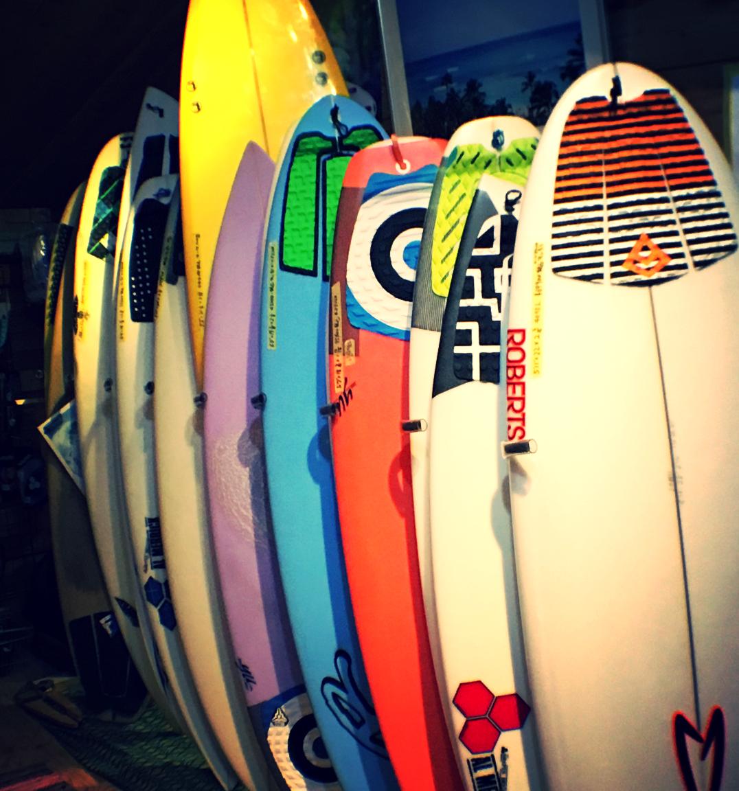 Used surfbosrd