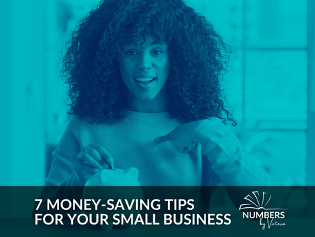 7 Money-Saving Tips for Your Small Business