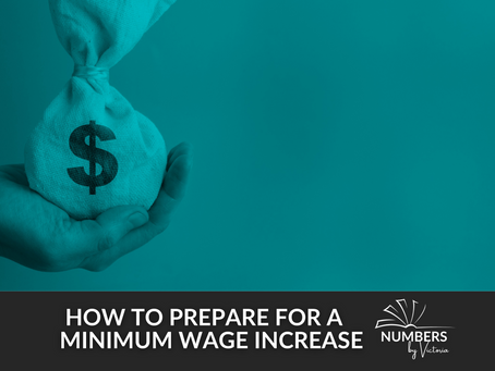 How to Prepare for a Minimum Wage Increase