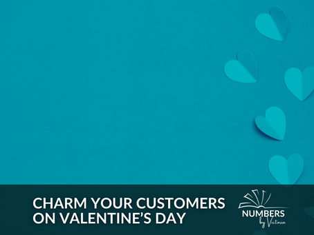 Charm your Customers on Valentine's Day