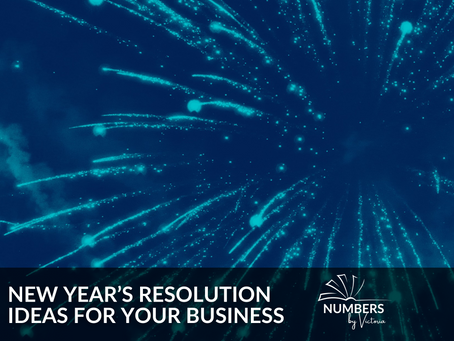 New Year's Resolution Ideas for Your Business