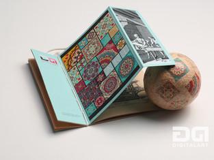 """Корпоративная брошюра """"Digital Art"""""""