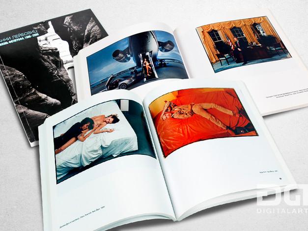 Книга Анни Лейбовиц (жизнь фотографа)