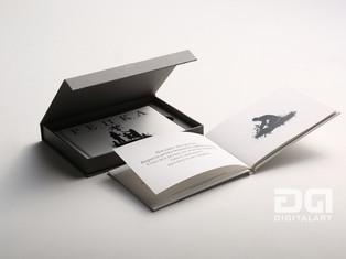 """Подарочная книга и упаковка """"Репка"""". Совместный проект с дизайн-студией """"Самолет"""""""