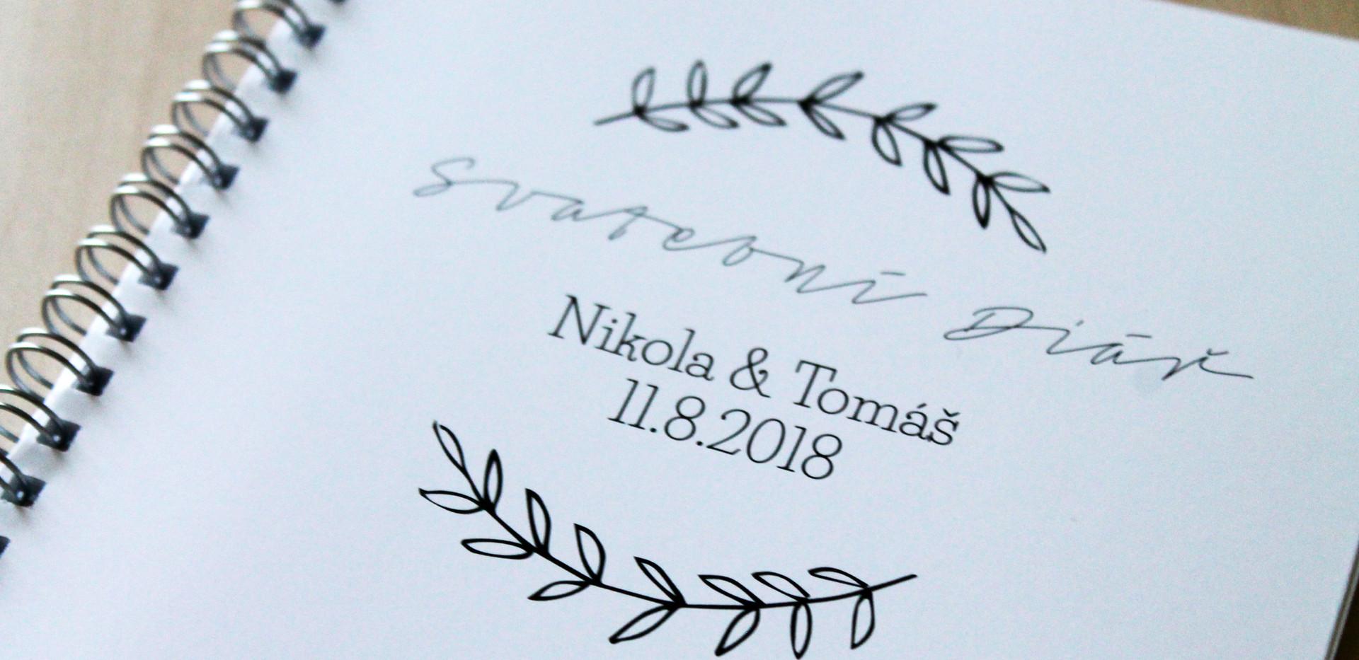 Svatební diář