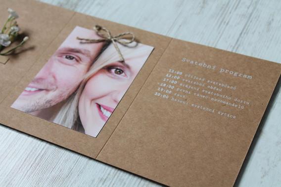 Svatební oznámení #27