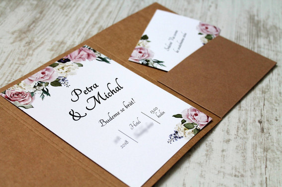 Svatební oznámení #33