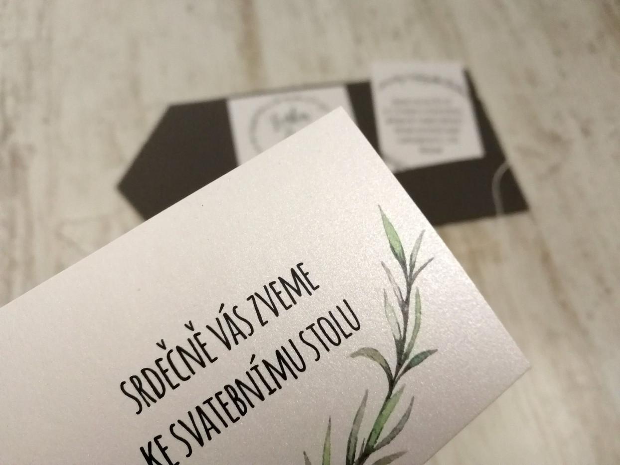 Svatební oznámení #30