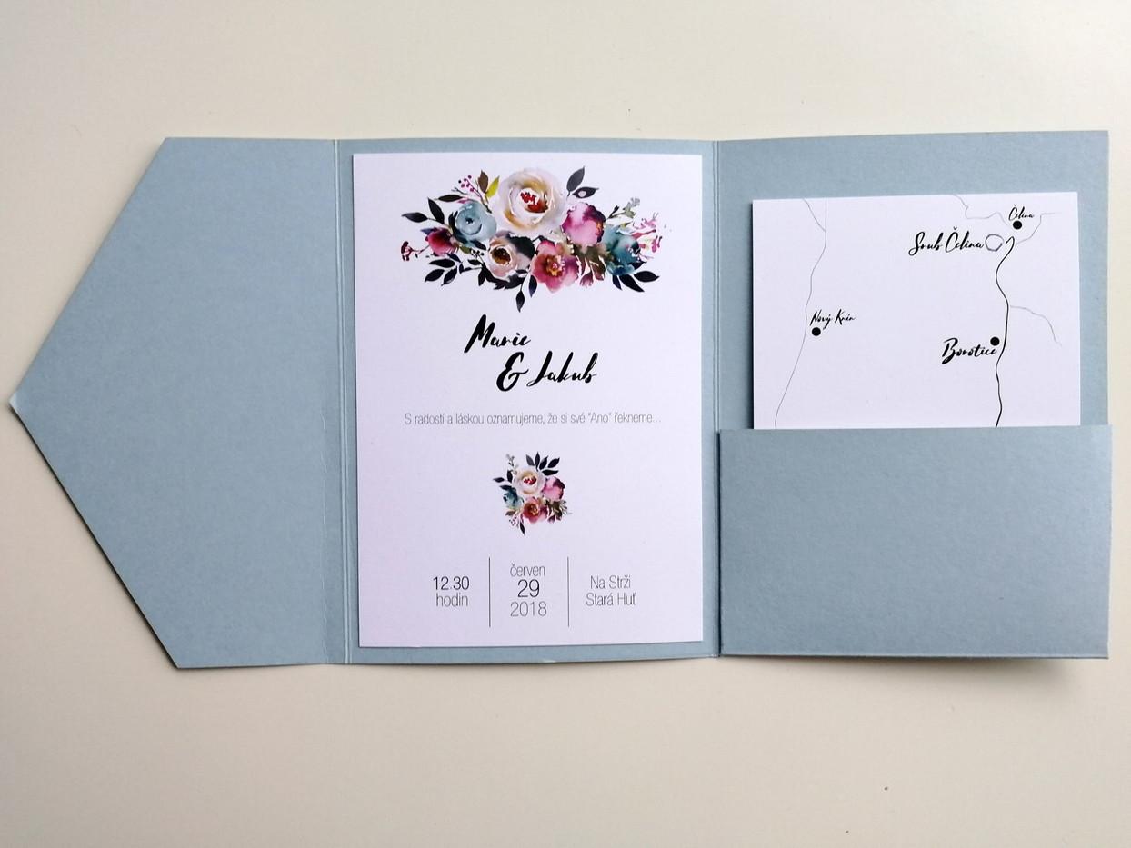 Svatební oznámení #29