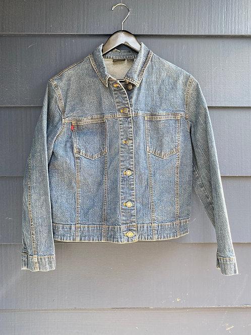 ADD YOUR DESIGN-Custom Jean Jacket