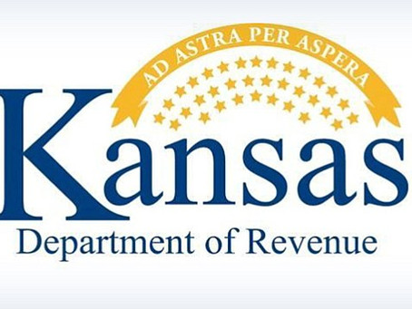 Kansas Department of Revenue to Require Remote Sellers to Collect Sales Tax by October 1, 2019
