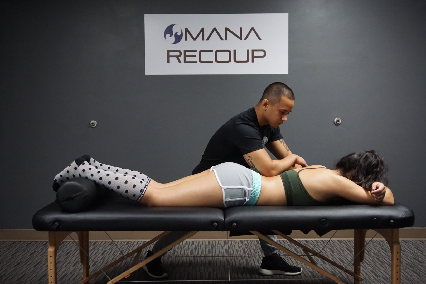 Manual Therapy/Movement Session