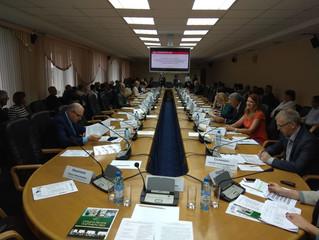 В рамках ХХ Краевая ярмарка вакансий для сферы МСП и ремесленничества прошло расширенное заседание К