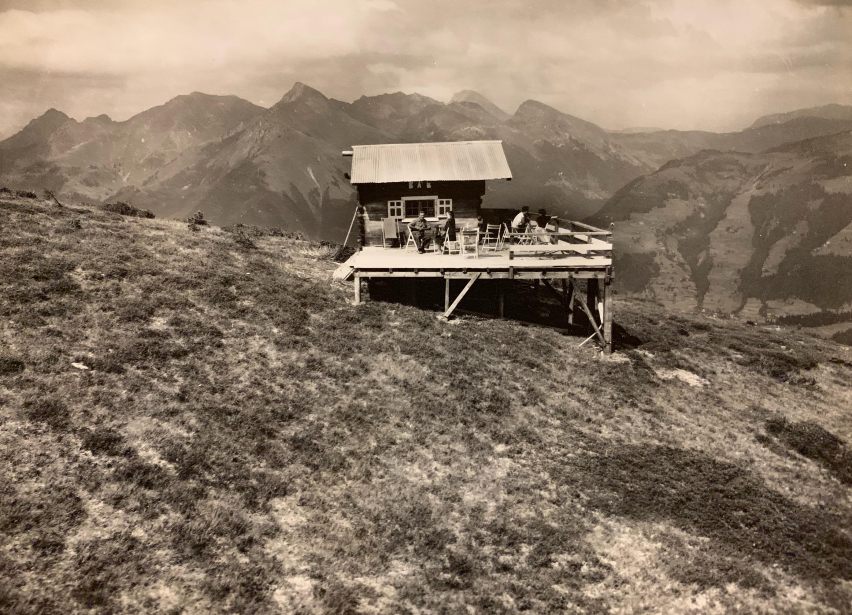 La hutte LGO