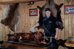 Sunday Hog Roast