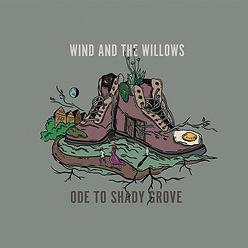 Ode to Shady Grove Album Cover