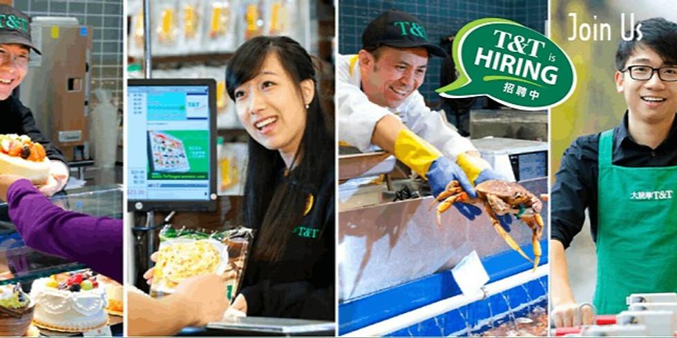Career Exploration: T&T Supermarket (English)
