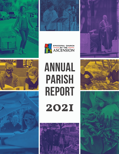 Ascension - Annual Parish Report (2 opti