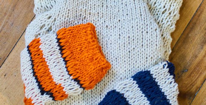 Suéter Cuello Alto
