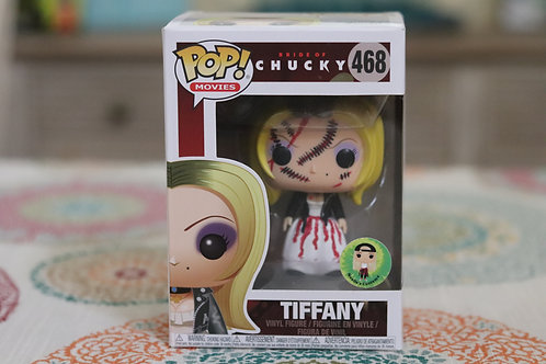 Tiffany x Chucky Crossover Custom Funko Pop!