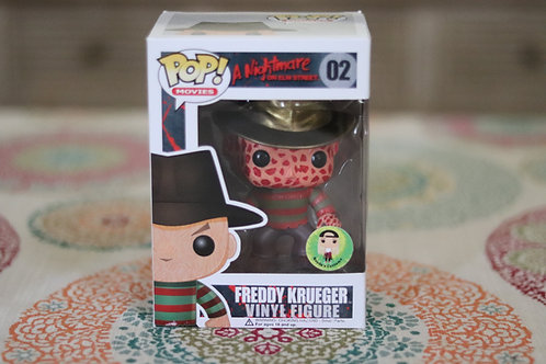 Burned AF Freddy Krueger Custom Funko Pop!