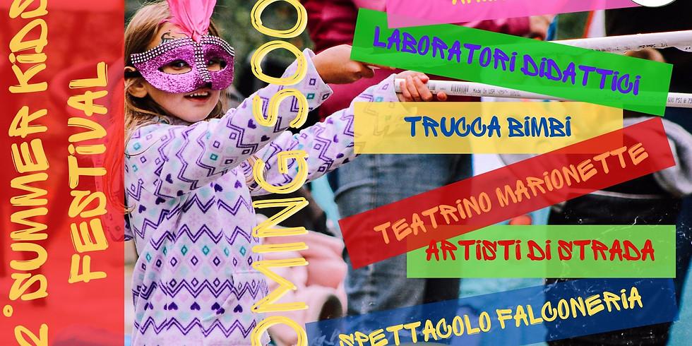 2° SUMMER KIDS FESTIVAL
