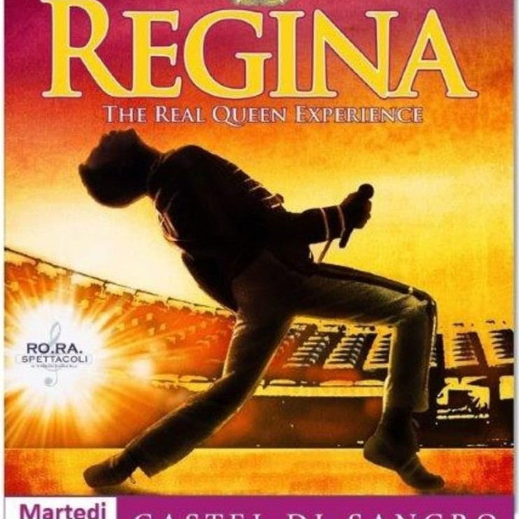 Regina -The real Queen experience