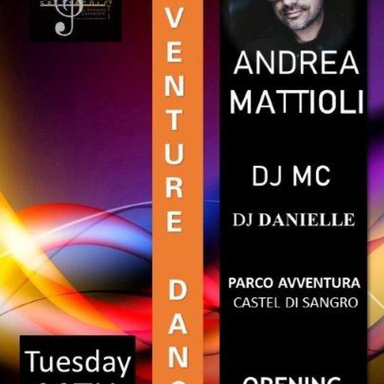 Adventure Dance with Andrea Mattioli