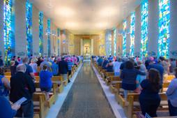 Centennial Mass, 2019