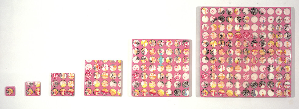 Pink available in Six sizes-single, economy, affordable, regular, large and king