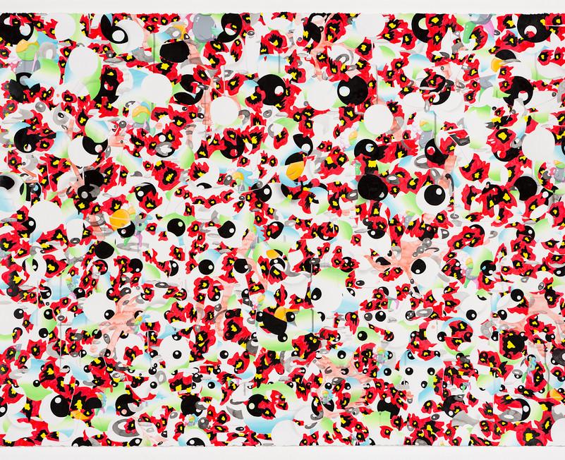 Landscape:Opium Poppy#6