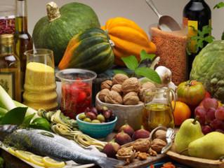 Dieta Mediterranea 2017