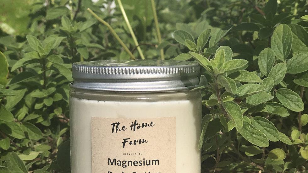 Organic Magnesium Body Butter