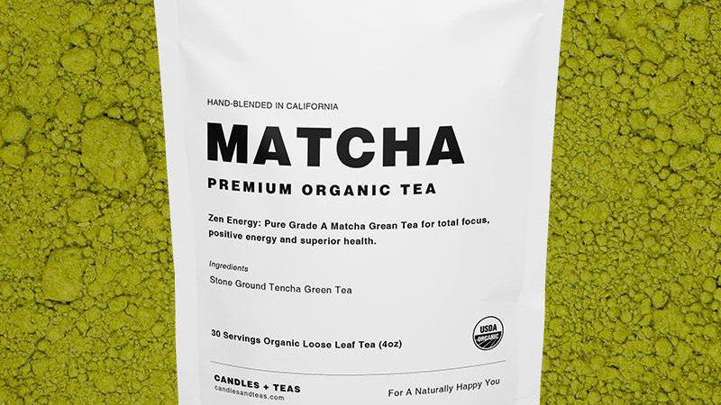 Matcha Green Tea Grade A