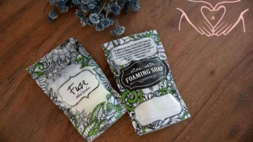 Foaming Essential Oil Hand Soap Refill Packet - Monthly Comfort