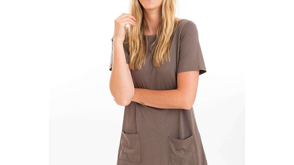 The Pima T-Shirt Dress