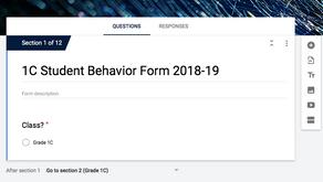 Cooperate Discipline PT. 2!!! Also, FREEBIE link to online behavior tracking form!!!