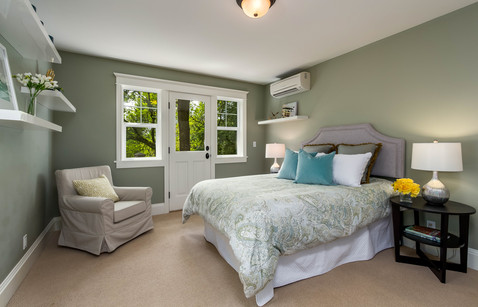 Second Bedroom and private deck