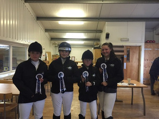One pole cost the Snr Int SJ team a win at Crofton