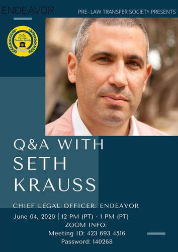Industry LeaderQ&A – Seth Krauss