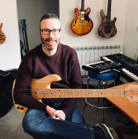Musical Lessons with Jonnie James