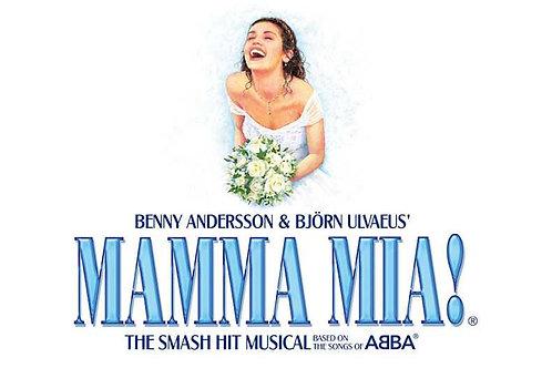 Online Mamma Mia Workshop with Erica Jayne Alden @ 13:00