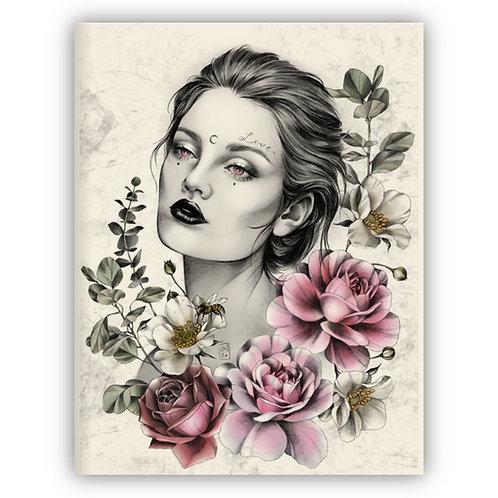 Gardener Print - by Saga