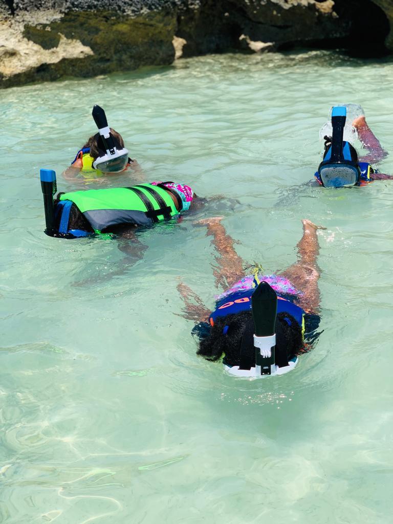 Snorkeling Adventures...