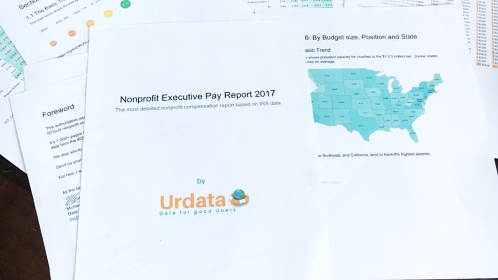 2018 Nonprofit Executive Compensation - Full Report