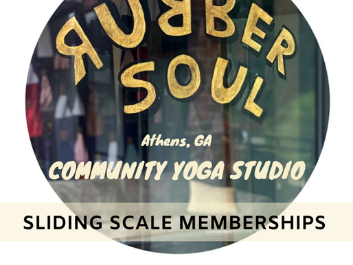 Sliding Scale Memberships